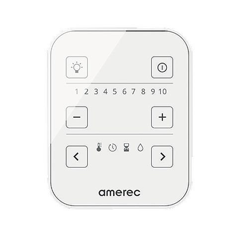 A3 Touch Control Panel